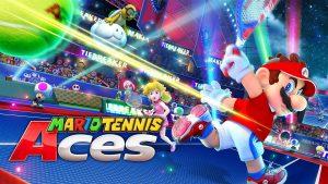 mario tennis aces hype