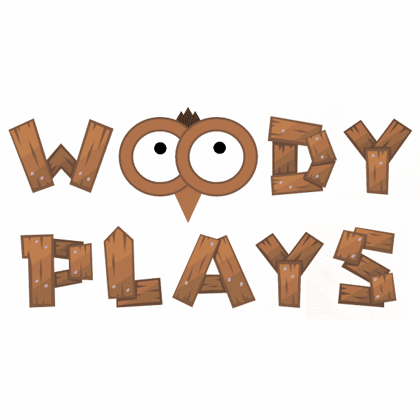 Woody Plays Logo