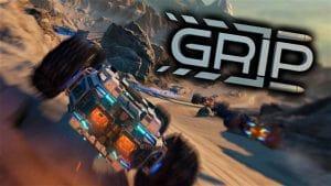 Grip combat racer