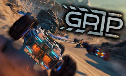 Getting A Grip On This New Combat Racer
