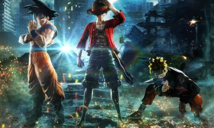 Does Jump Force Look Kinda Weird?