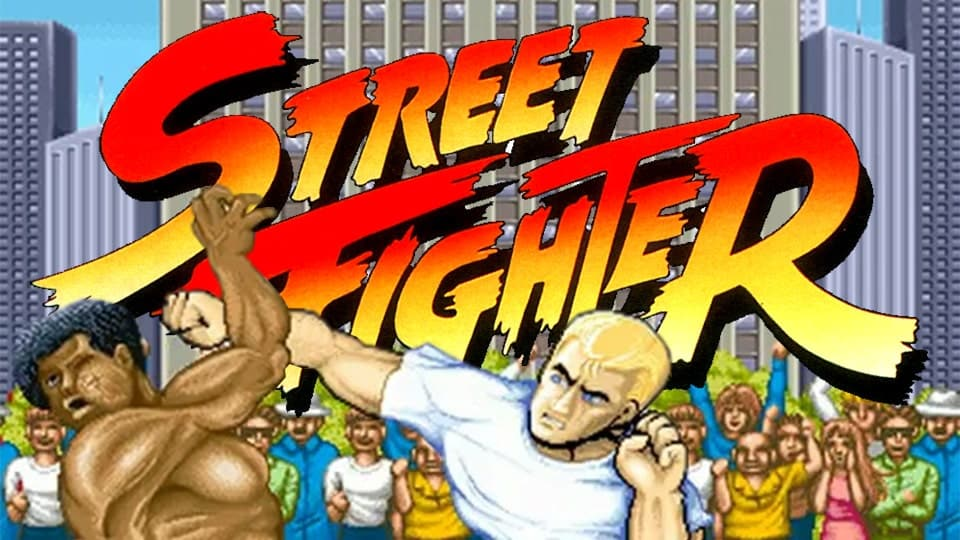 Wood You Play The Original Street Fighter Again?