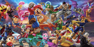 super smash bros ultimate (was e3 too predictable or unpredictable)