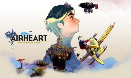 Playing AIRHEART – Tales Of Broken Wings