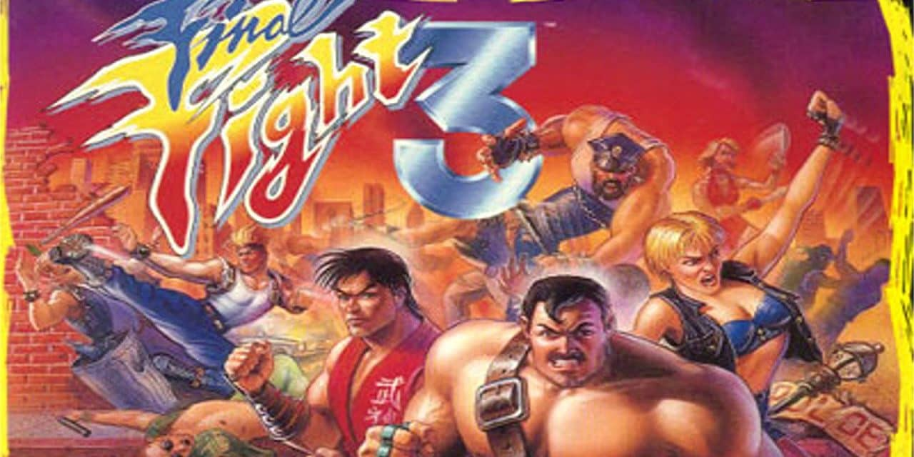 Wood You Play Final Fight 3 Again?