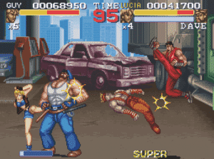 would you play final fight 3