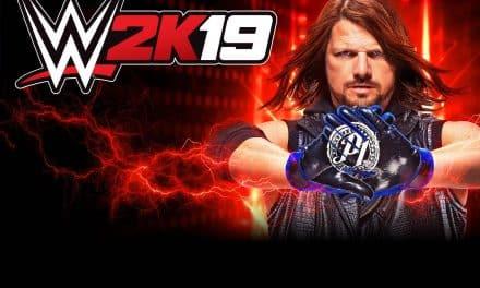 WWE 2k19 WOOO! Edition