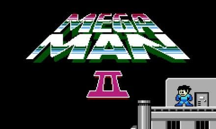 Wood You Play Mega Man 2 Again?