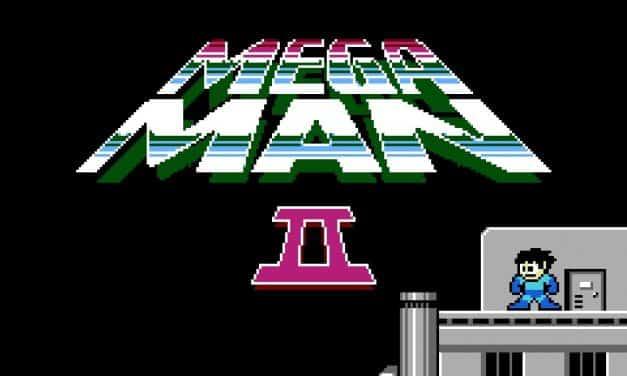 Wood You Play Mega Man 2 Again?