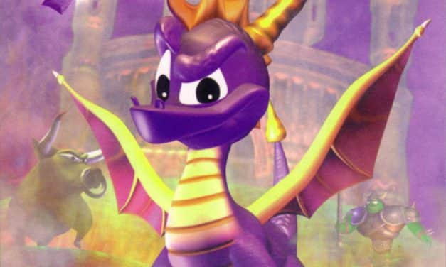 Wood You Play Spyro The Dragon Again?