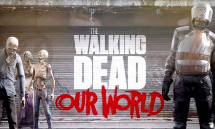 The Walking Dead Our World Could Cause Injuries