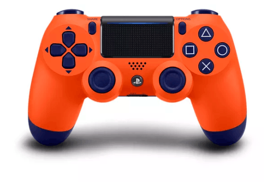 Four New Colors For The PS4 DualShock Controller