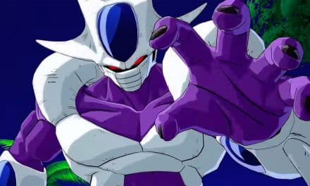 Cooler Joins Dragon Ball FighterZ