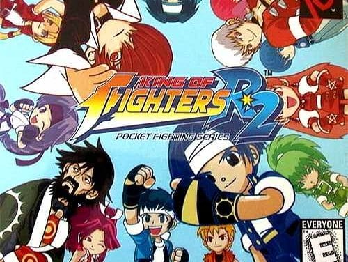 Wood You Play King of Fighters R-2 Or Pocket Rumble?