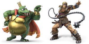 New Smash Bros. Characters