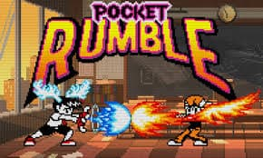 Pocket Rumble Coming To The Nintendo Switch