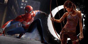 spiderman vs shadow of tomb raider