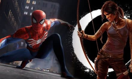 Wood You Play Shadow Of Tomb Raider Or Spiderman?