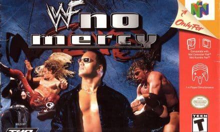 Wood You Play WWF No Mercy Again?