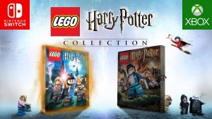 LEGO Harry Potter Collection Coming To The Switch And Xbox One