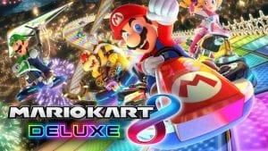 Mario Kart 8 Deluxe Cheats