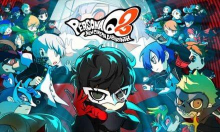 Persona Q2 Trailer