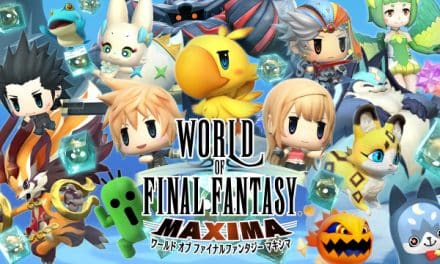 World Of Final Fantasy Maxima TGS 2018 Trailer