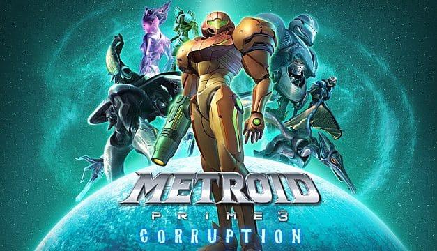 Metroid Prime 3: Corruption Cheats