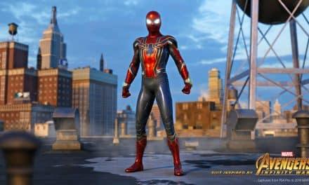 How To Unlock Spider man's Avengers Infinity War Suit