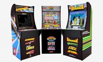 Arcade1Up Retro Cabinets