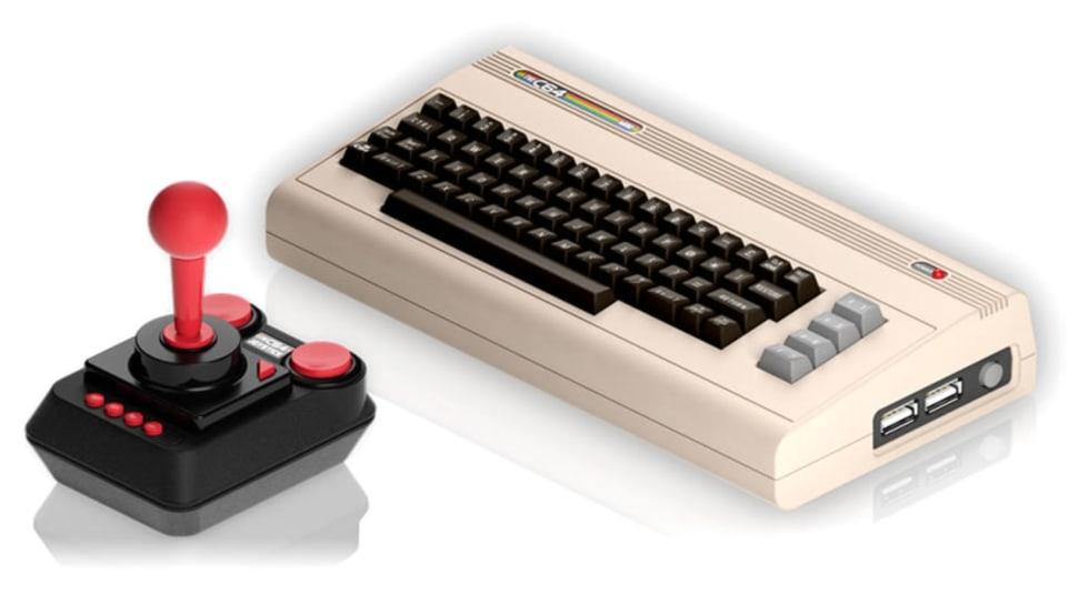 Commodore 64 Is Making A Mini Comeback