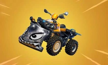 Fortnite's New Vehicle Is…..