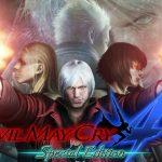 Devil May Cry 4: Special Edition Unlockables