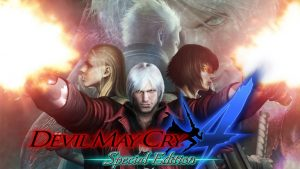 Devil May Cry 4: Special Edition Unlockables