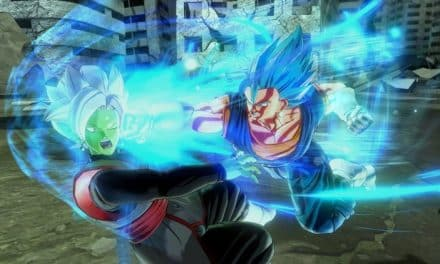 Dragon Ball Xenoverse 2 Winter Update