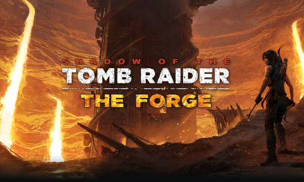Shadow Of The Tomb Raider Releases The Forge