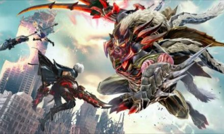 God Eater 3 Has 8 Player Assault Missions