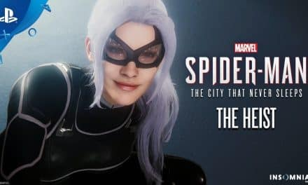 Spider-Man's The Heist Trailer