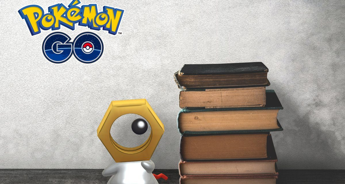 Meet Pokemon Go's New Monster Called Meltan