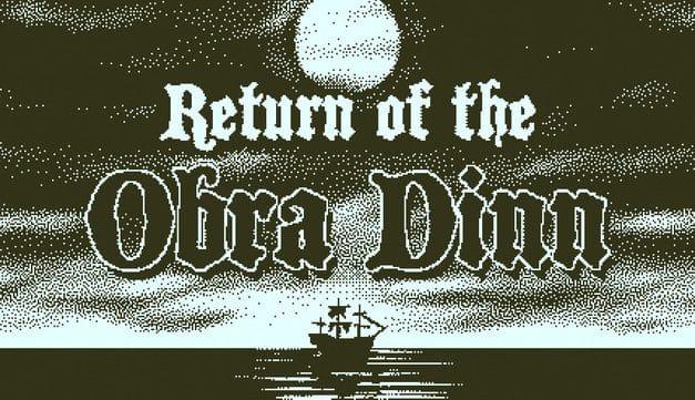 Return Of The Obra Dinn Review