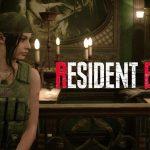 Resident Evil 2 Claire DLC Costume