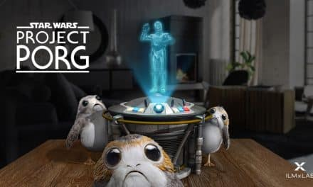 Star Wars AR Will Allow You To Raise A Porg?