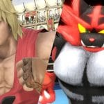 Super Smash Bros Ultimate Ken And Incineroar Trailer