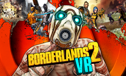 Borderlands 2 VR Maya Trailer