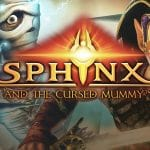 Sphinx and the Cursed Mummy, The Book of Unwritten Tales 2, and The Raven Remastered coming to the Switch