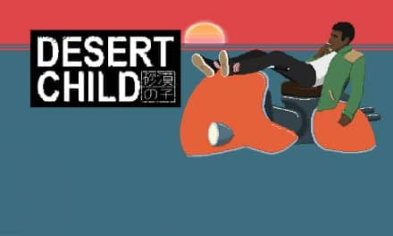 Desert Child Is Arriving In December