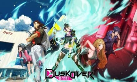 New Dusk Diver Gameplay Trailer