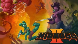 Nidhogg 2 for the Switch