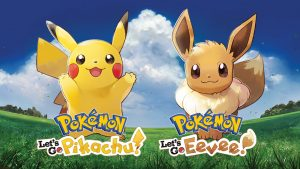 Pokemon Let's Go Pikachu And Eevee's Master Trainers