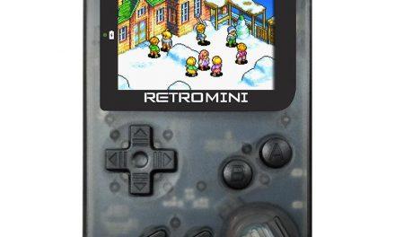 RetroMini Pocket Console